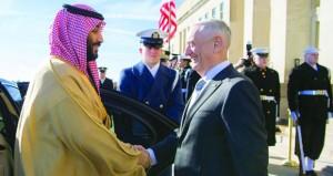 واشنطن توافق على أسلحة للسعودية بمليار دولار .. وخيارات نووية للرياض