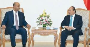 رئيس وزراء فيتنام يستقبل وزير التجارة والصناعة .. وبحث تعزيز التبادل التجاري وفرص الاستثمار