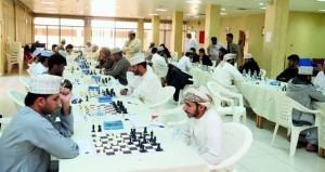 اللجنة العمانية للشطرنج تقيم المعسكر الأول لاختيار لاعبي المنتخب الوطني