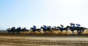 السباق الثامن عشر لسباق الخيل السلطاني