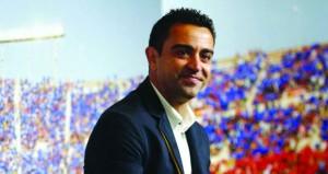 قطر تعين تشافي سفيرا لمونديال 2022
