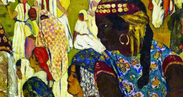رصيف برانلي في باريس يعرض أعمال فنانين غربيين أيام الاستعمار