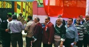 مصر: انطلاق التصويت بالانتخابات الرئاسية