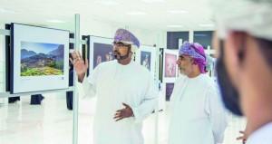 الجمعية العمانية للتصوير الضوئي تفتتح معرض الأعضاء الجدد