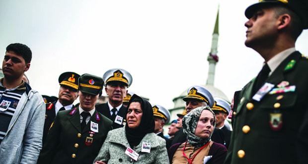 مقتل 8 جنود أتراك وإصابة 13 في سوريا