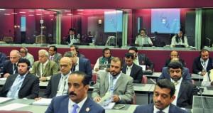 مجلس عمان يختتم مشاركته بأعمال واجتماعات الاتحاد البرلماني الدولي