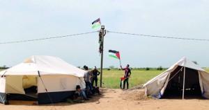 الفلسطينيون يدعون لشد الرحال لـ(الأقصى) وسط اقتحامات المستوطنين