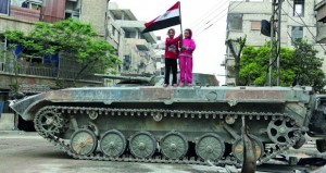 سوريا: الجيش يؤمن خروج أكثر من 128 ألف مدني في الغوطة