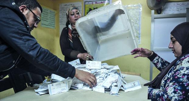 السيسي يتجه للفوز في انتخابات الرئاسة