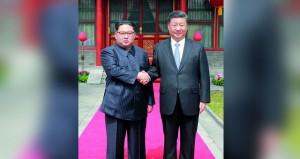 الكوريتان تتفقان على عقد قمة في 27 أبريل