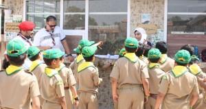 الكشافة والمرشدات تنظم برنامج براعم واعدة لتدريب 200 شبل وزهرة