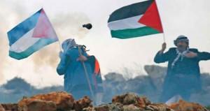 الاحتلال يرتكب مجزرة في يوم الأرض 16 شهيدا ومئات الجرحى فـي غزة ومواجهات بالضفة والفلسطينيون متجذرون فـي أرض الأجداد