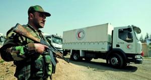 سوريا: الجيش يستعيد ثلث الغوطة الشرقية