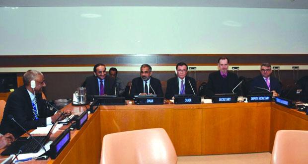 السلطنة تناقش طلب تمديد حدود جرفها القاري بالأمم المتحدة