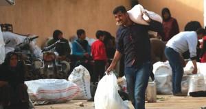 سوريا: إخراج دفعة ثانية من حرستا إلى إدلب .. وفصيل يعلن وقفا للنار تمهيدا لإجراء مفاوضات