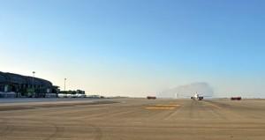 ( مطار مسقط ) الجديد في الخدمة.. بطاقة استيعابية 20 مليون مسافر سنويا