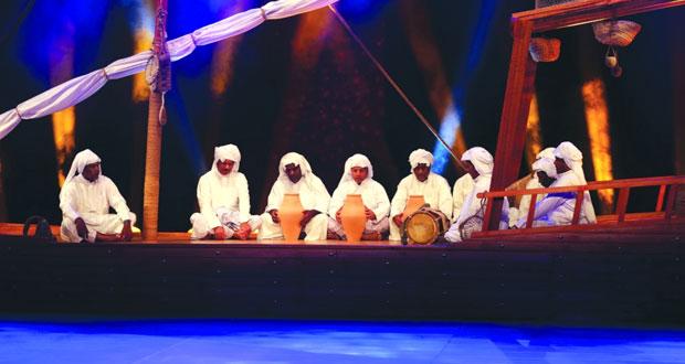 """خمسة مشاركين يمثلون السلطنة في جائزة كتارا لفن """"النهمة"""" برفقة 11 مشاركا من قطر والكويت"""