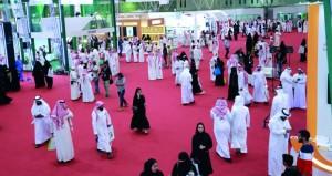 911 ألف زائر لمعرض الرياض للكتاب في 2018