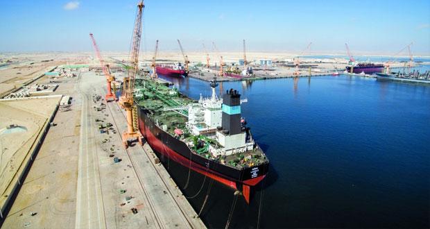 صيانة 550 سفينة بالحوض الجاف منذ الافتتاح الرسمي في 2012