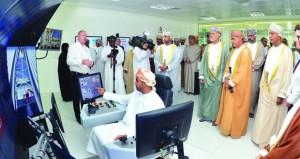افتتاح معهد عمان للنفط والغاز بتكلفة 7 ملايين ريال عماني