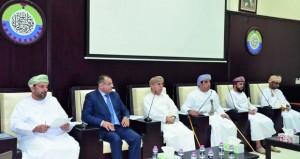 تخصيص 5 ملايين ريال عماني لتطوير منطقة البريمي الصناعية خلال 2018