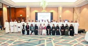 """حلقة عمل حول مشروع """"إعداد سياسات وطنية موحدة في المسؤولية الاجتماعية والاستدامة"""""""