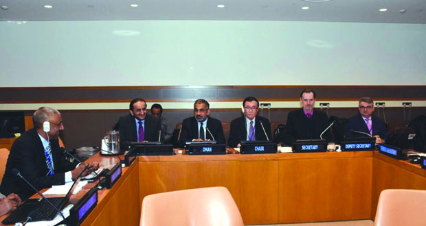 مدعومة بالدراسات .. السلطنة تناقش بالأمم المتحدة تمديد حدود الجرف القاري