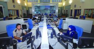 مركز عمليات الشرطة نقطة الربط بين أطراف العمل الأمني المعنية بتحقيق الأمن والنظام العام