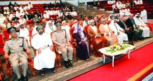 بدء أعمال الملتقى الخليجي العاشر للزلازل بجامعة السلطان قابوس