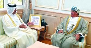 دعوة وزير الصحة لحضور منتدى الشرق الأوسط السادس للجودة والسلامة فـي الرعاية الصحية بقطر