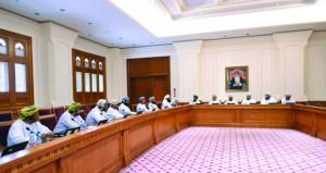 لجنة الشباب والموارد البشرية تلتقي بأعضاء اللجنة القطاعية المشتركة للتعمين فـي القطاع الزراعي