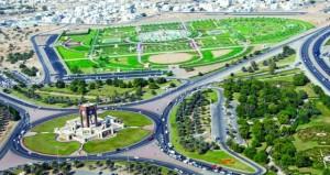 بلدية مسقط تشارك الدول العربية الاحتفال بيوم المدينة العربية اليوم