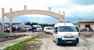 سوريا: الدفعة الثانية من المسلحين يغادرون بلدات الغوطة الشرقية