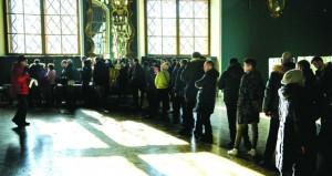 روسيا: إقبال كبير على التصويت في الانتخابات الرئاسية
