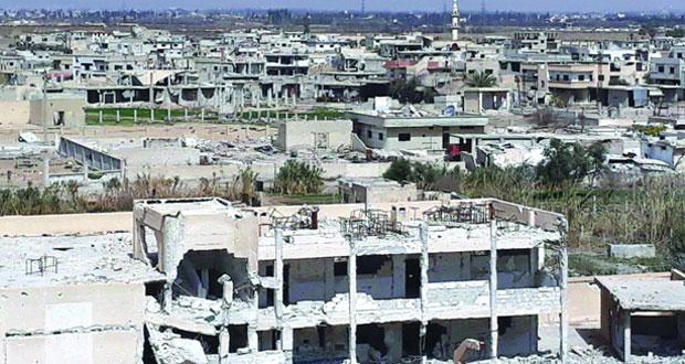 سوريا: الجيش يستعيد عدة بلدات فـي الغوطة