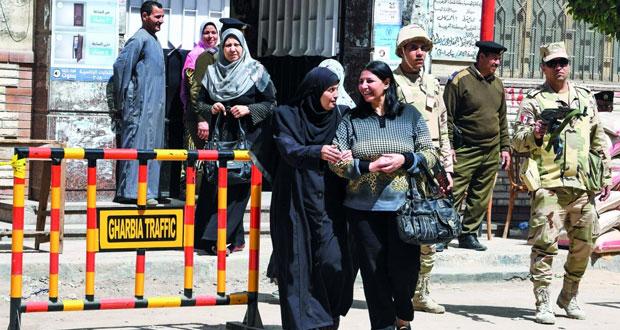 مصر: تواصل التصويت في الانتخابات الرئاسية