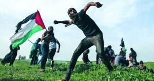8 شهداء فلسطينيين و420 معتقلا فـي فبراير