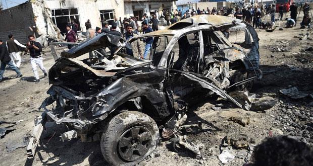 قتلى بانفجار (مفخخة) في أفغانستان