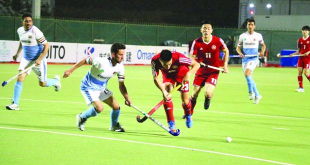في البطولة الآسيوية للهوكي.. بنجلاديش في الصدارة وتلتقي أفغانستان ولقاء حاسم يجمع هونج كونج مع تايلند