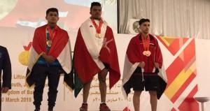 رباعونا يحصدون 5 ميداليات ذهبية و9 فضيات وبرونزية واحدة في اليوم الأول من المنافسات