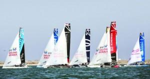 فرق عُمان للإبحار يعلن عن المشاركة بالطواف الفرنسي