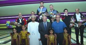 في البطولة العربية للبولينج .. المنتخب البحريني يخطف ذهبية الفردي والمصري يهيمن على الفضة