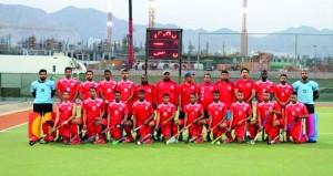 غدا انطلاق البطولة التأهيلية لدورة الألعاب الآسيوية للهوكي