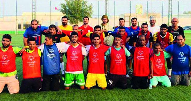 غدا أبطال الأولمبياد الخاص العماني يغادرون السلطنة للمشاركة في دورة الألعاب الإقليمية التاسعة بأبو ظبي