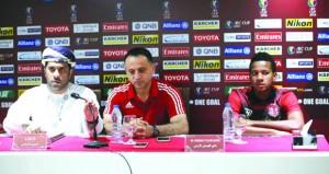 في كأس الاتحاد الآسيوي.. ظفار يتمسك بالفرصة الأخيرة للتأهل في مواجهة الفيصلي الأردني