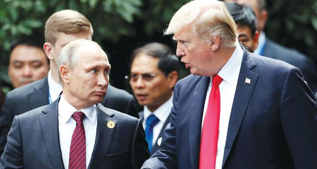 خيارات روسيا في السياسة الخارجية محدودة ..  حال فشل رهانها على الرئيس الأميركي