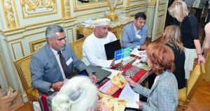 السلطنة تستضيف اجتماع 200 شركة سياحية فرنسية وعالمية