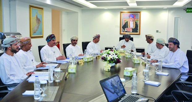 مجلس ادارة هيئة سجل القوى العاملة يستعرض مستجدات النظام الوطني الموحد للقوى العاملة