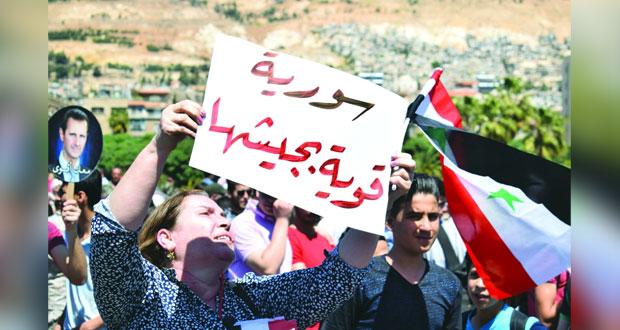 سوريا تجدد تنفيذ التزاماتها وتأجيل زيارة مفتشي الأسلحة الكيماوية لـ(دوما)