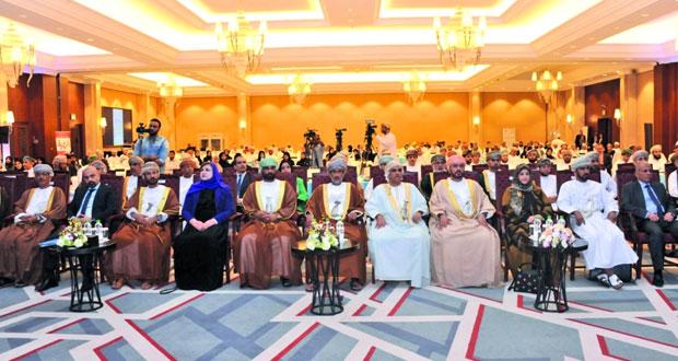 """بدء أعمال منتدى عمان البيئي """"نحو تأصيل منهجي للمواطنة البيئية"""""""